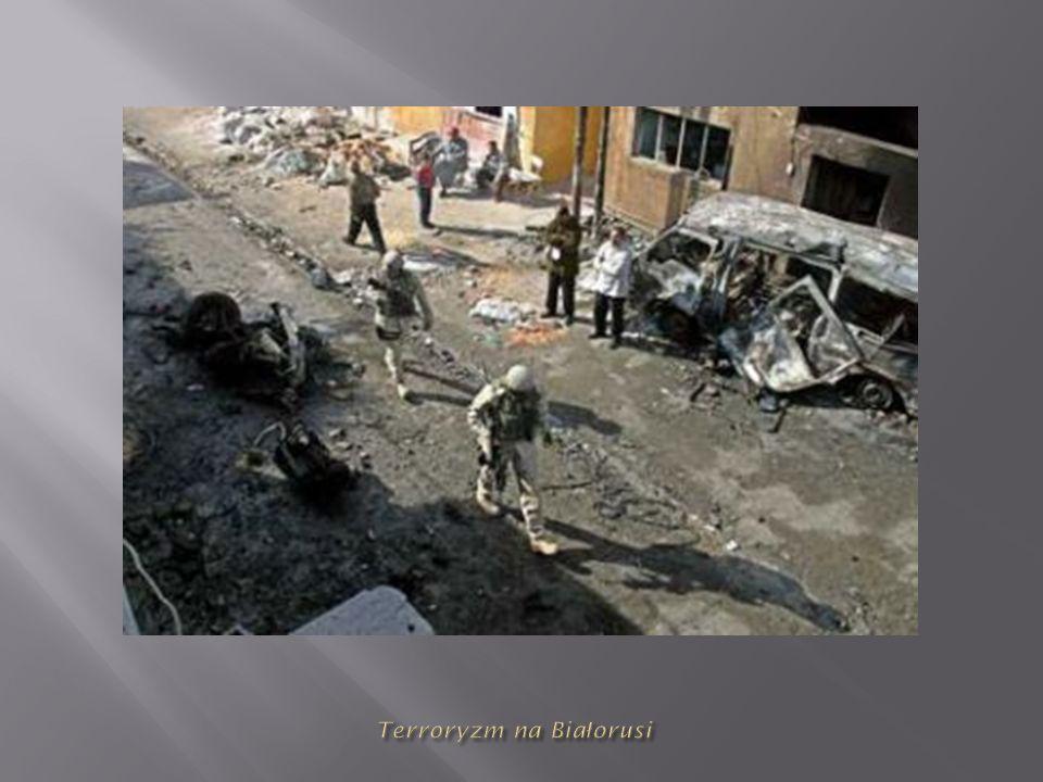 Terroryzm na Białorusi
