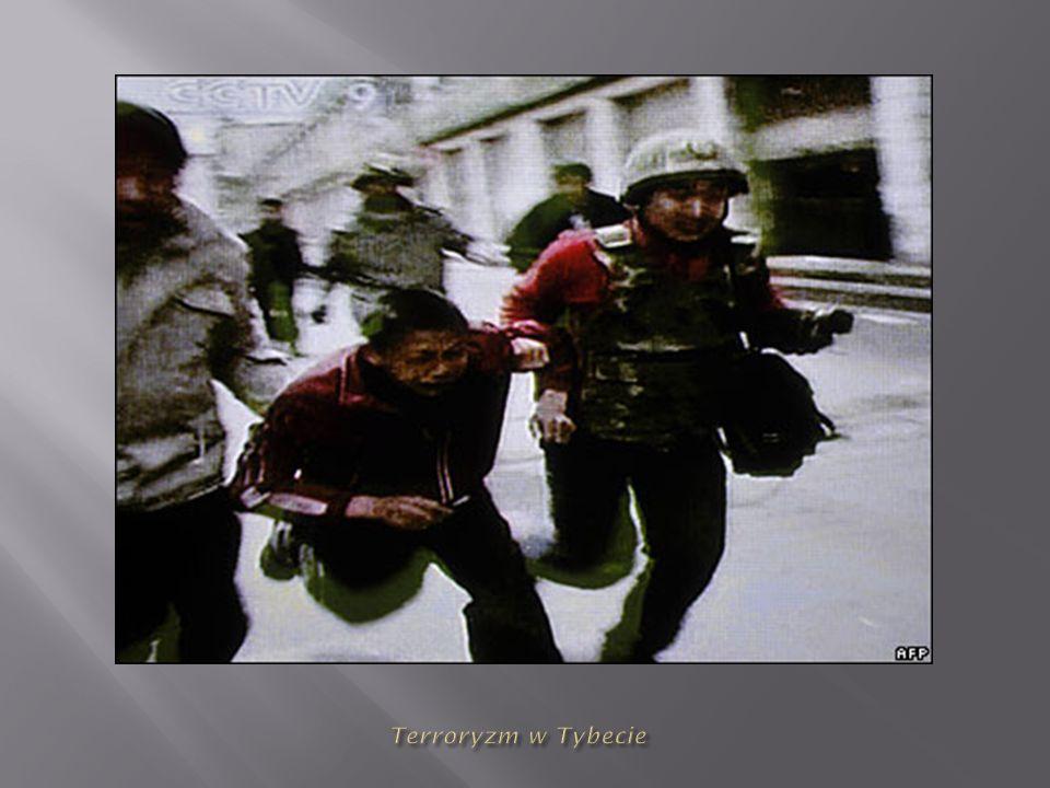 Terroryzm w Tybecie