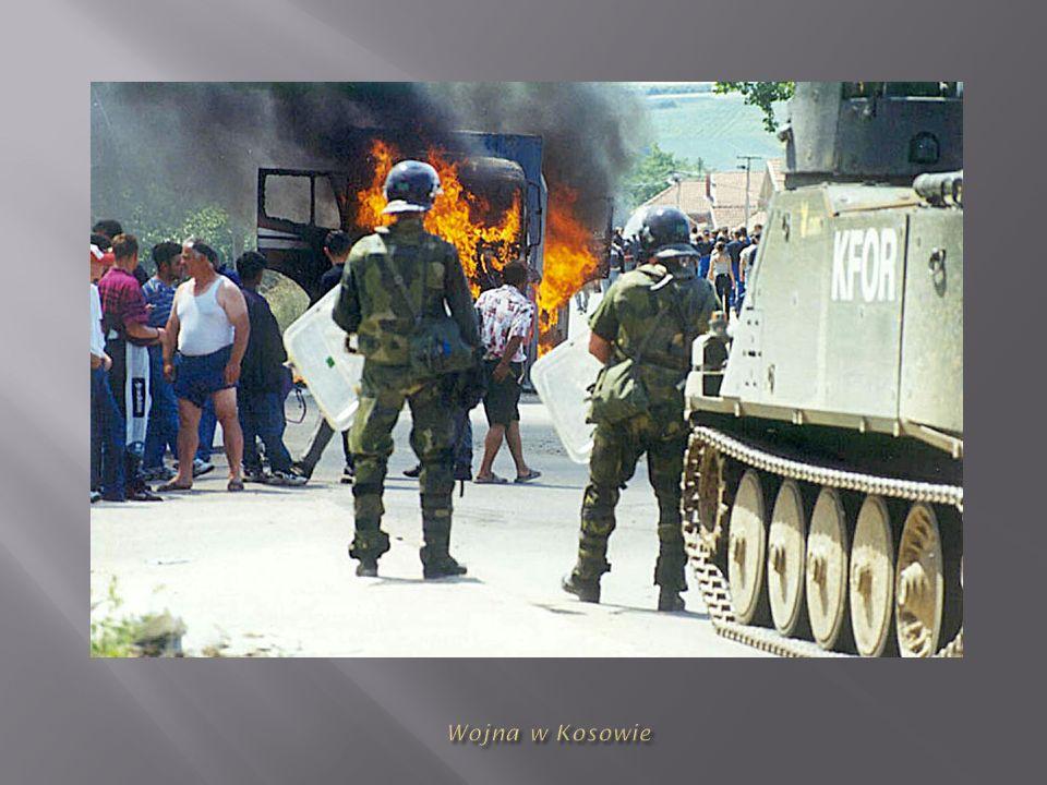 Wojna w Kosowie