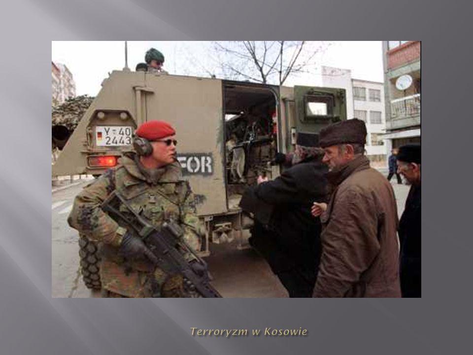 Terroryzm w Kosowie