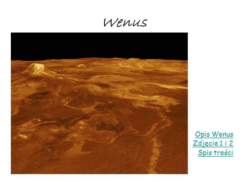 Wenus Opis Wenus Zdjęcie 1 i 2 Spis treści