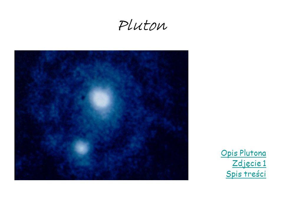 Pluton Opis Plutona Zdjęcie 1 Spis treści