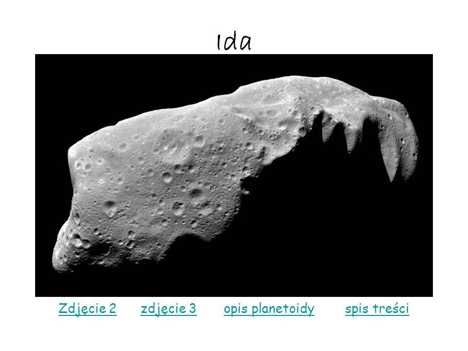 Zdjęcie 2 zdjęcie 3 opis planetoidy spis treści