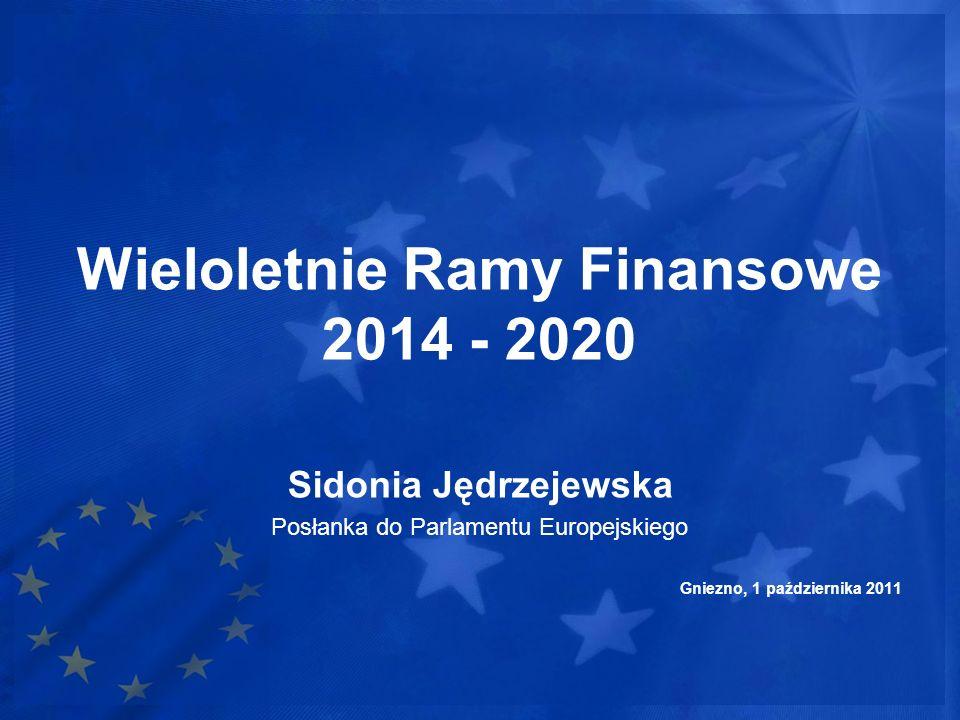 Wieloletnie Ramy Finansowe 2014 - 2020