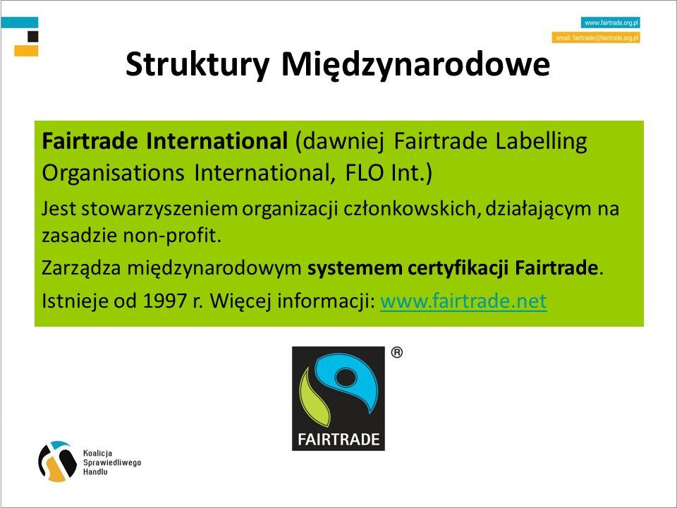 Struktury Międzynarodowe