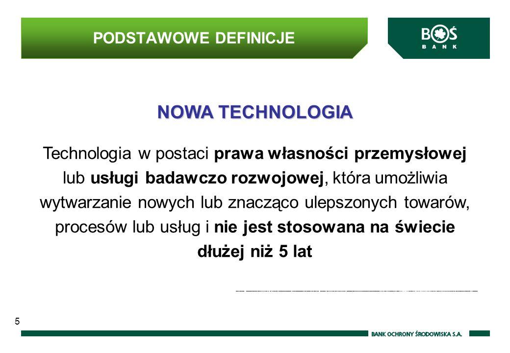 PODSTAWOWE DEFINICJE NOWA TECHNOLOGIA.