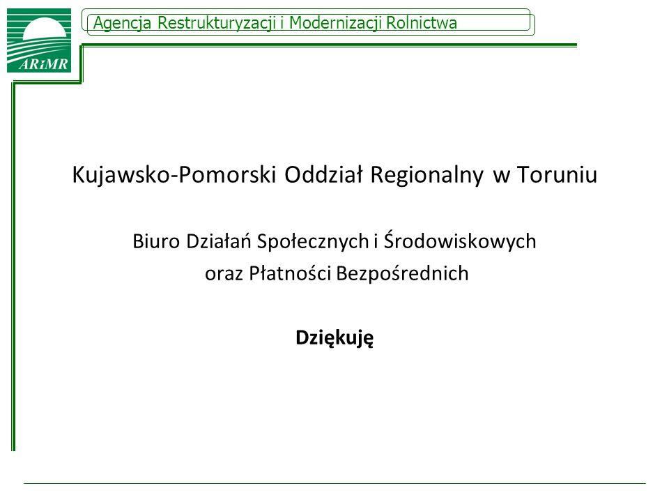 Kujawsko-Pomorski Oddział Regionalny w Toruniu