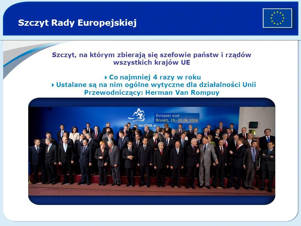 Szczyt Rady Europejskiej