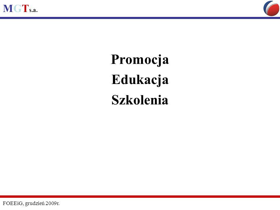 Promocja Edukacja Szkolenia