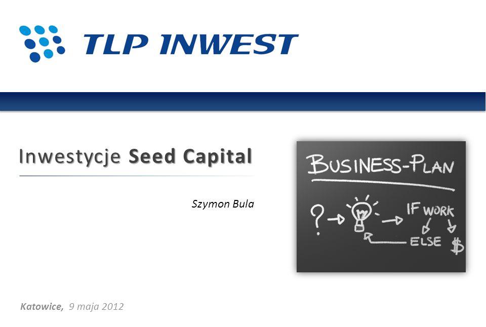 Inwestycje Seed Capital