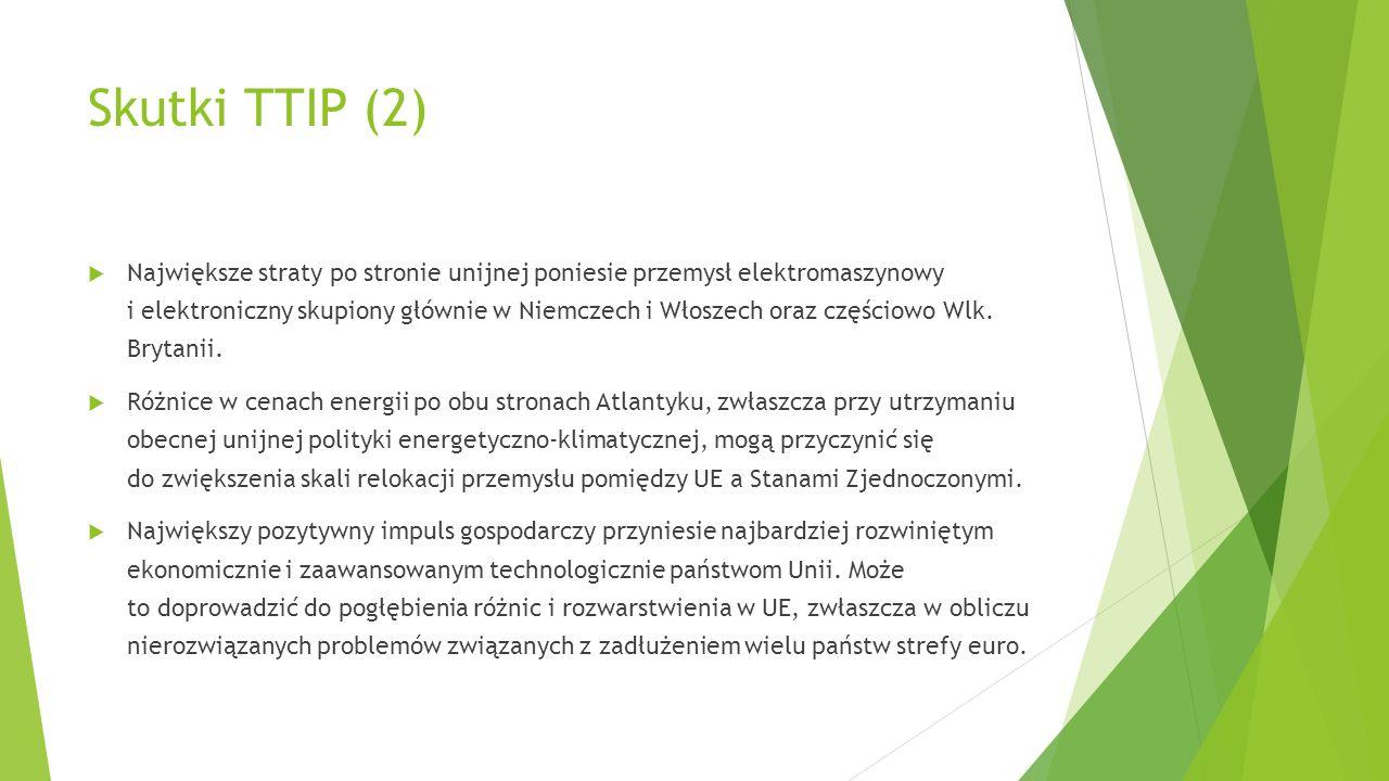 Skutki TTIP (2)