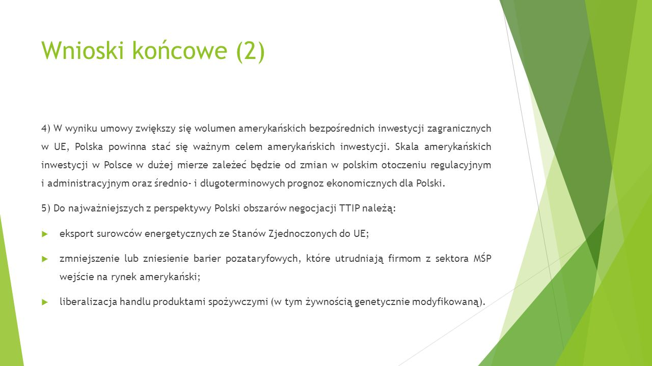 Wnioski końcowe (2)