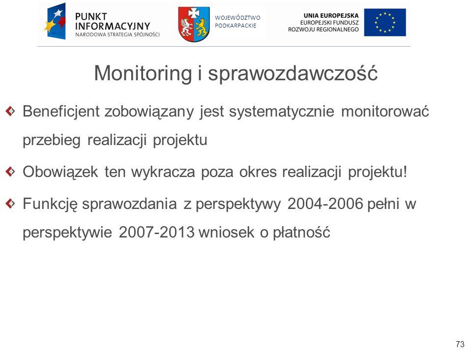 Monitoring i sprawozdawczość