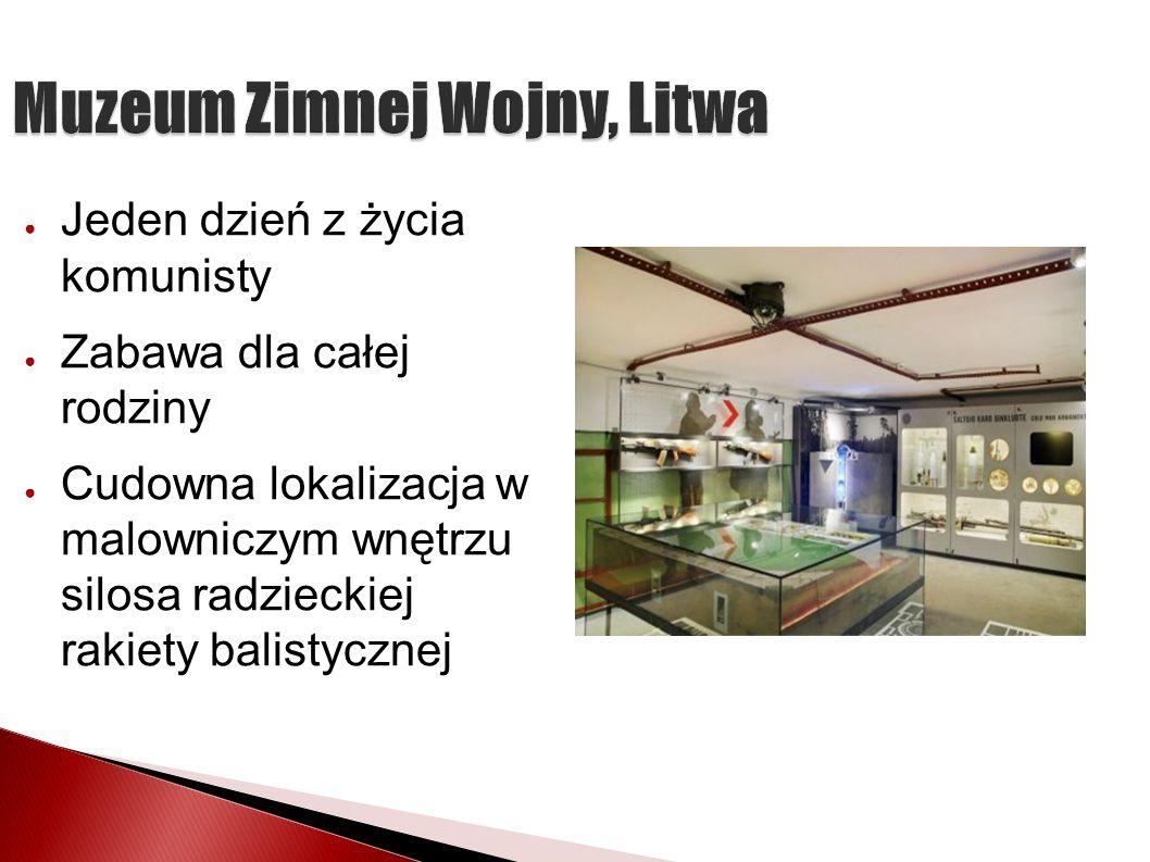 Muzeum Zimnej Wojny, Litwa