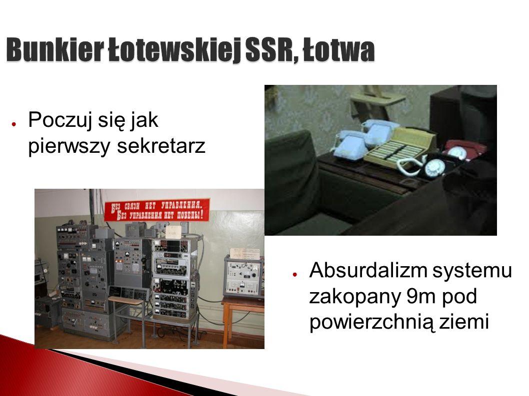 Bunkier Łotewskiej SSR, Łotwa