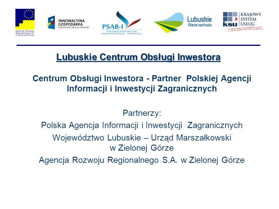 Lubuskie Centrum Obsługi Inwestora