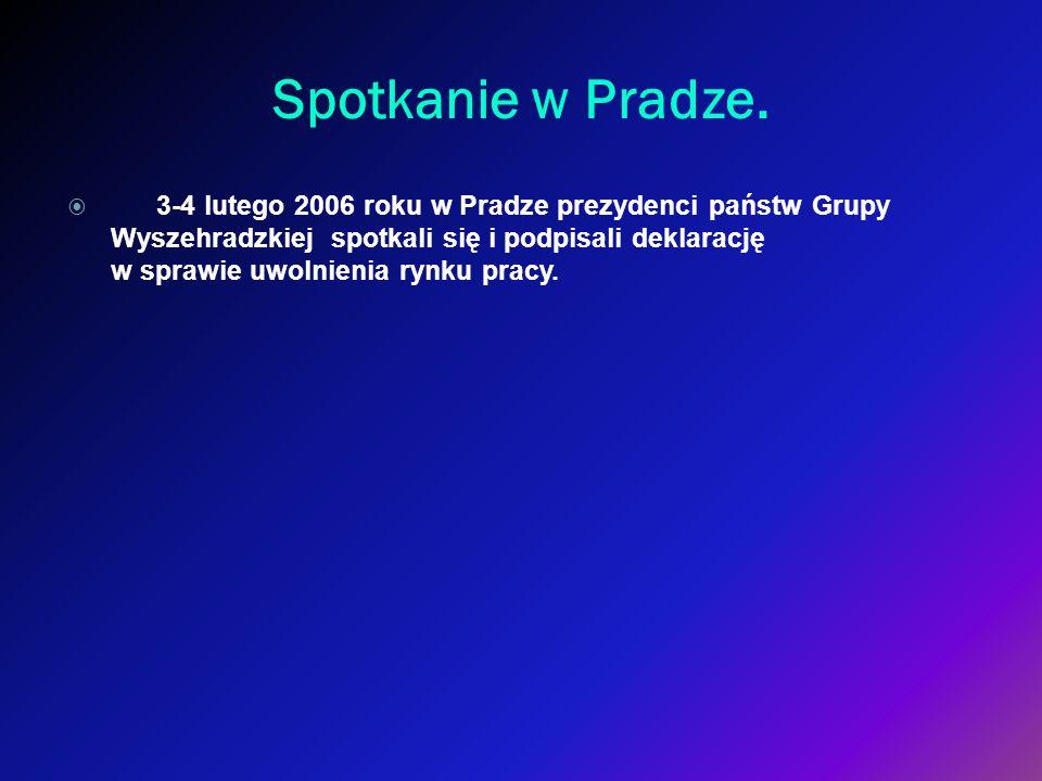 Spotkanie w Pradze.