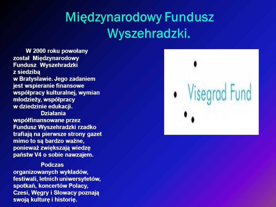 Międzynarodowy Fundusz Wyszehradzki.