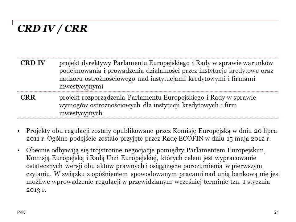 CRD IV / CRRCRD IV.