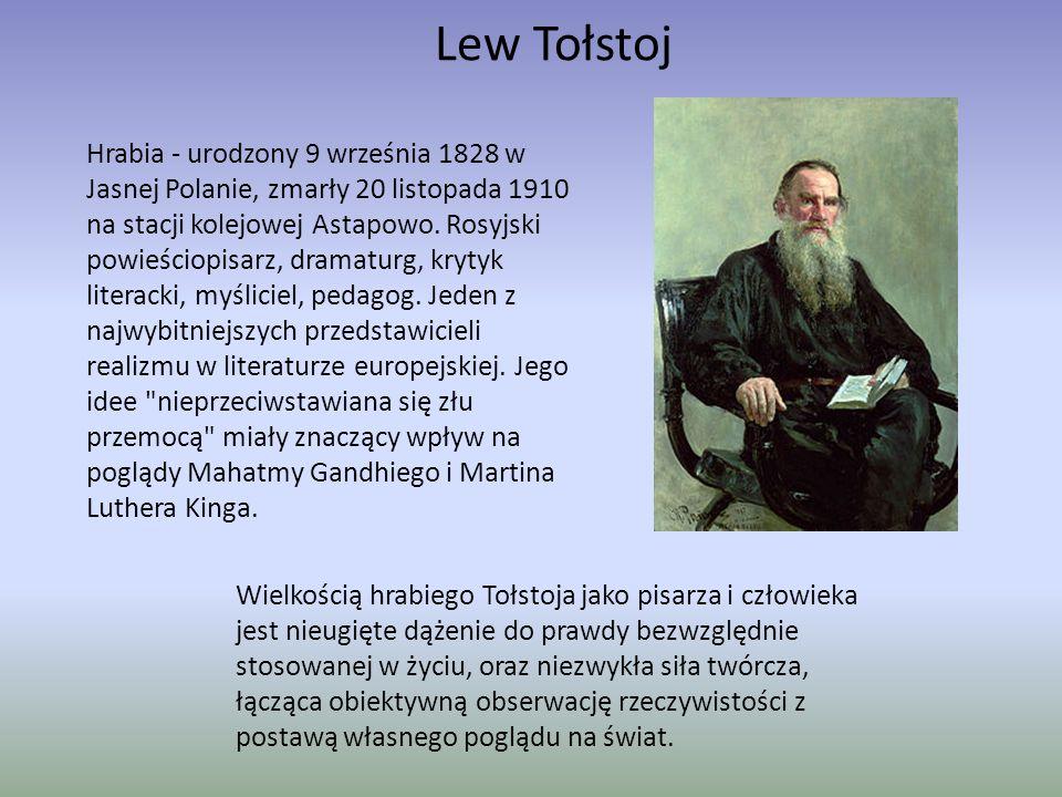 Lew Tołstoj