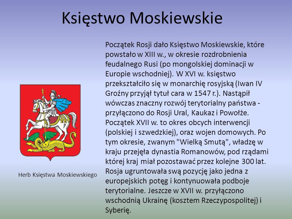 Księstwo Moskiewskie