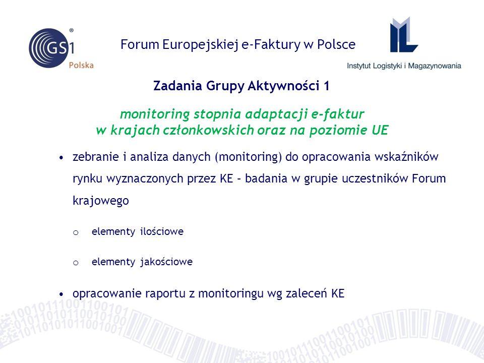 Forum Europejskiej e-Faktury w Polsce
