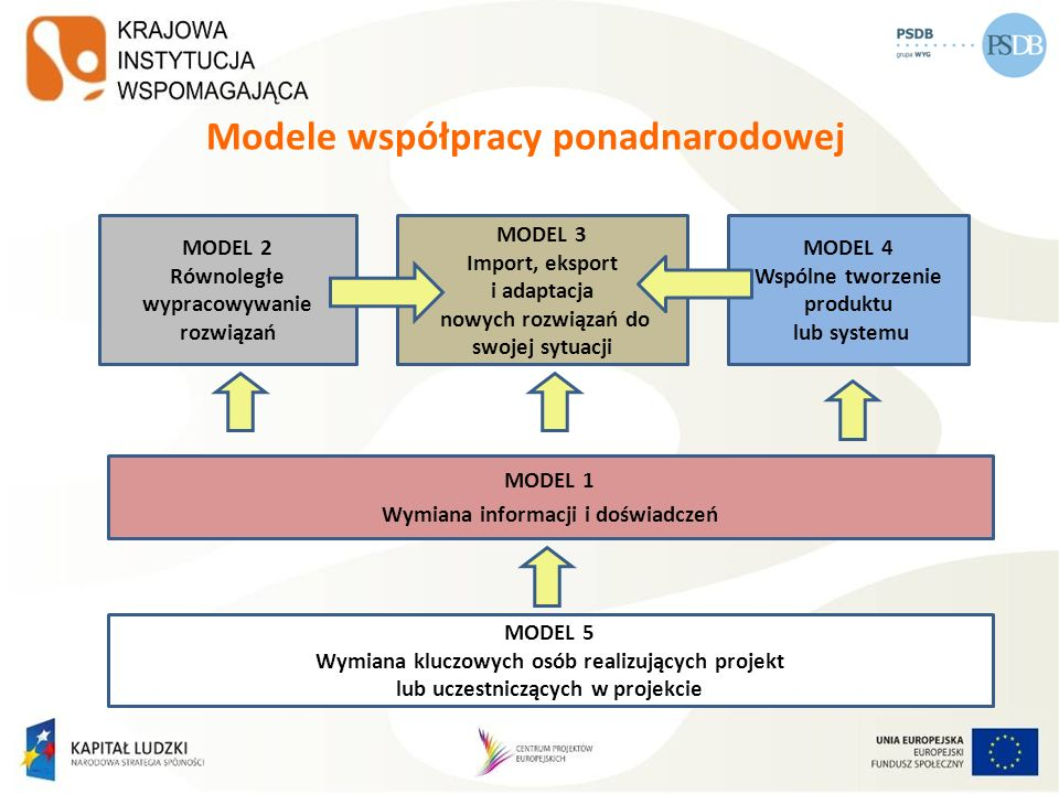 Modele współpracy ponadnarodowej