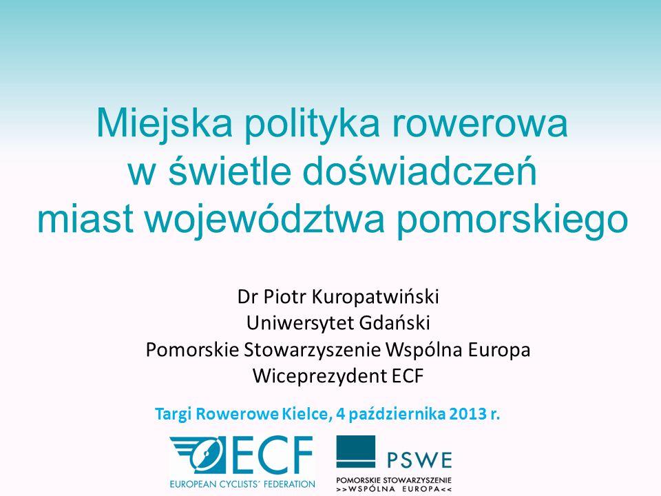 Targi Rowerowe Kielce, 4 października 2013 r.