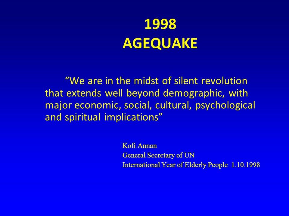 1998 AGEQUAKE