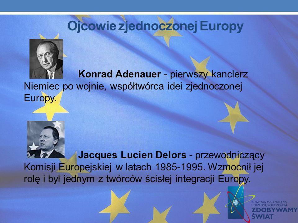 Ojcowie zjednoczonej Europy