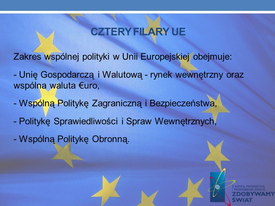 CZTERY FILARY UE
