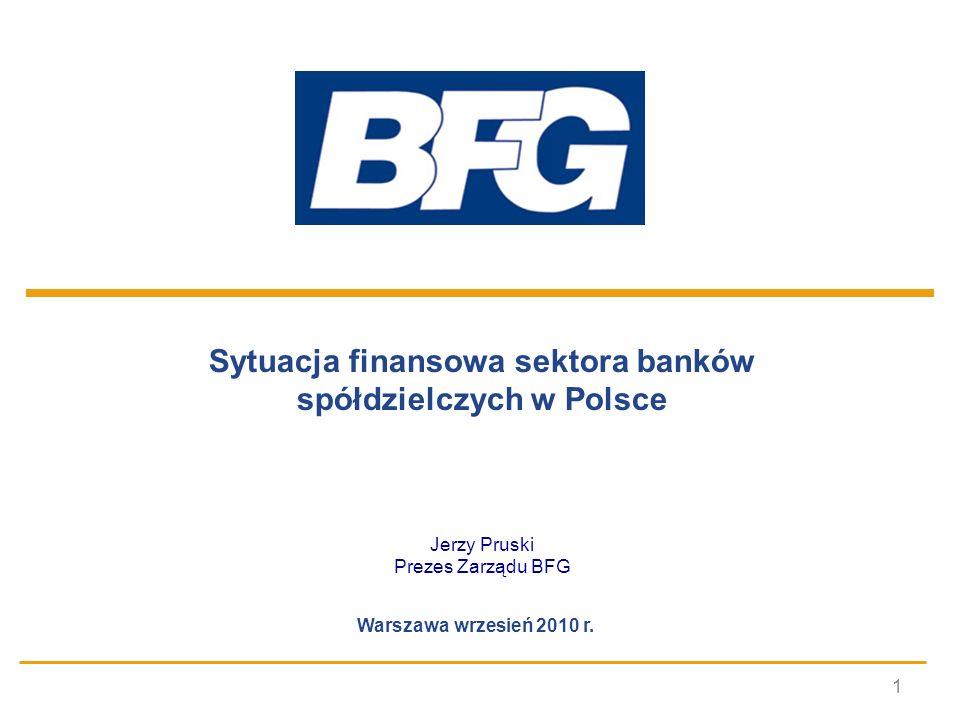 Sytuacja finansowa sektora banków spółdzielczych w Polsce