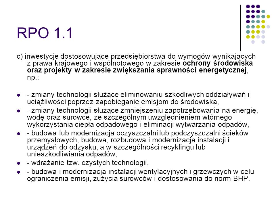 RPO 1.1