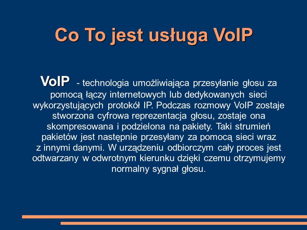 Co To jest usługa VoIP
