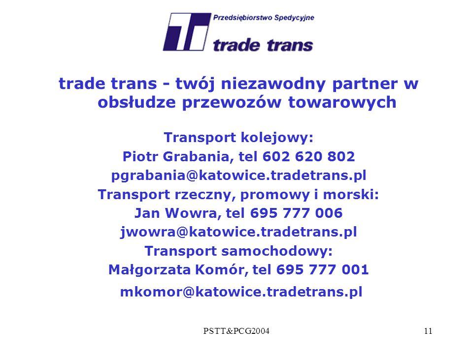 trade trans - twój niezawodny partner w obsłudze przewozów towarowych