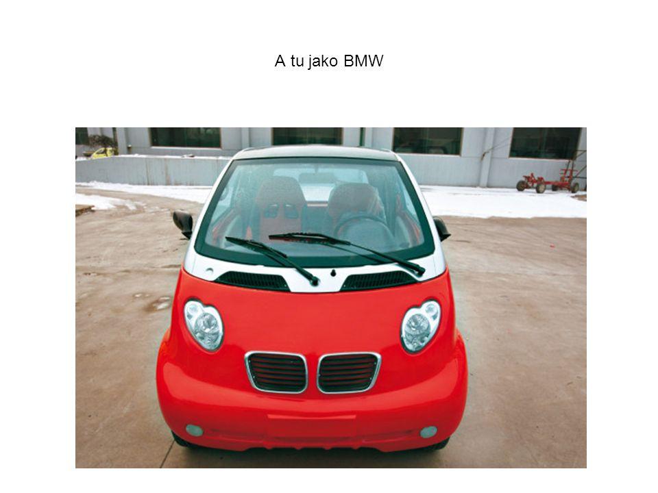 A tu jako BMW