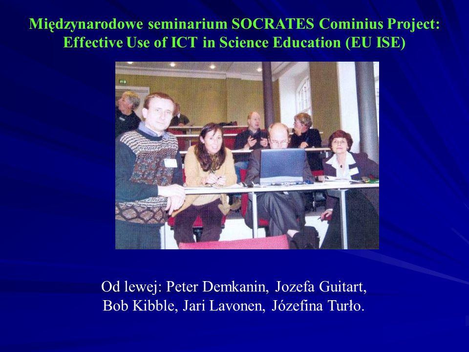 Międzynarodowe seminarium SOCRATES Cominius Project:
