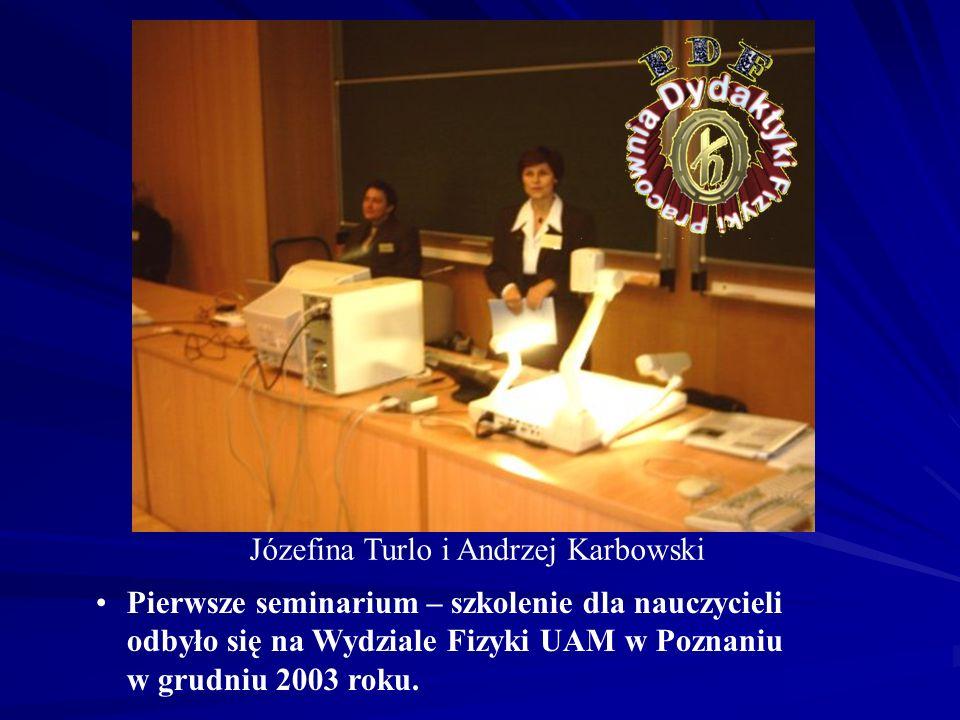 Józefina Turlo i Andrzej Karbowski