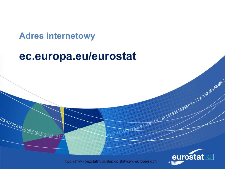 Adres internetowy ec.europa.eu/eurostat