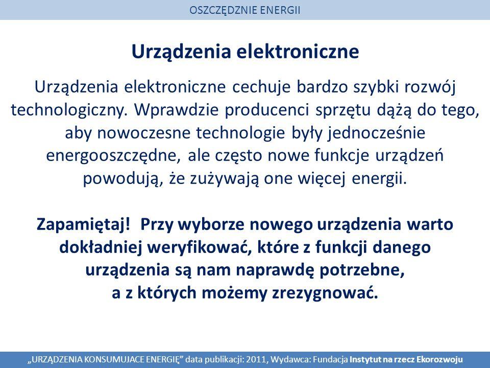 Urządzenia elektroniczne