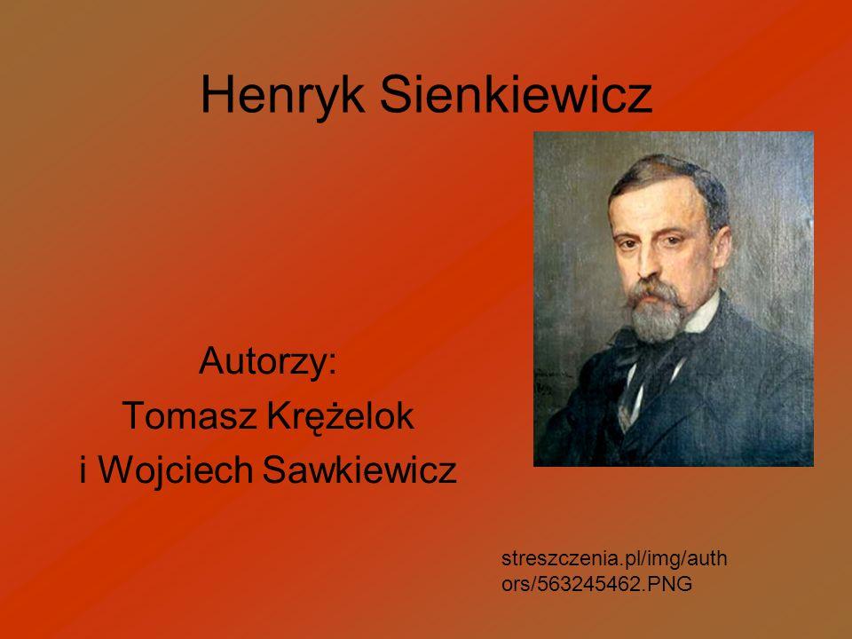 Autorzy: Tomasz Krężelok i Wojciech Sawkiewicz