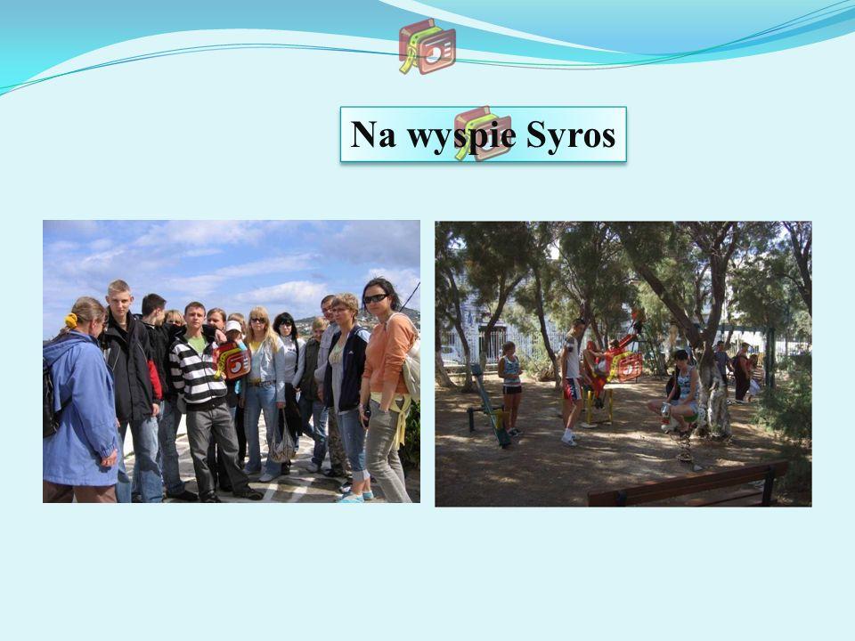 Na wyspie Syros