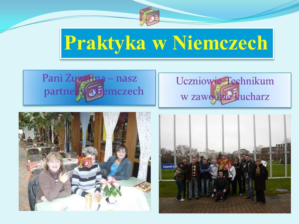 Pani Zuzanna – nasz partner w Niemczech