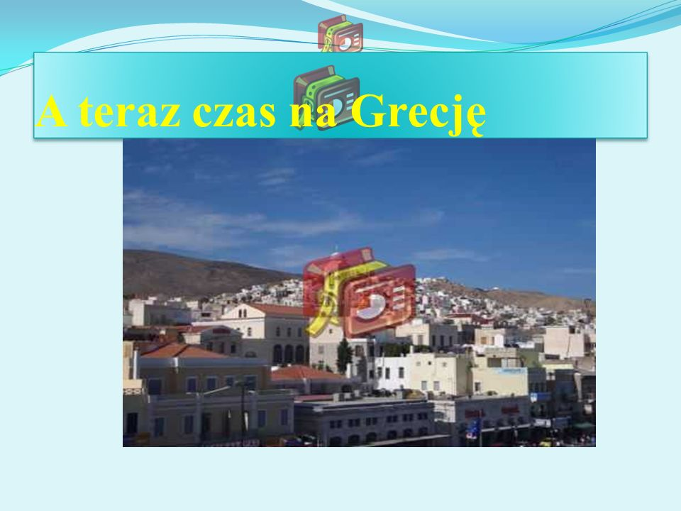 A teraz czas na Grecję