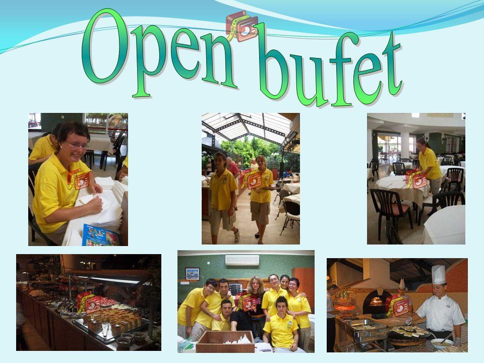 Open bufet