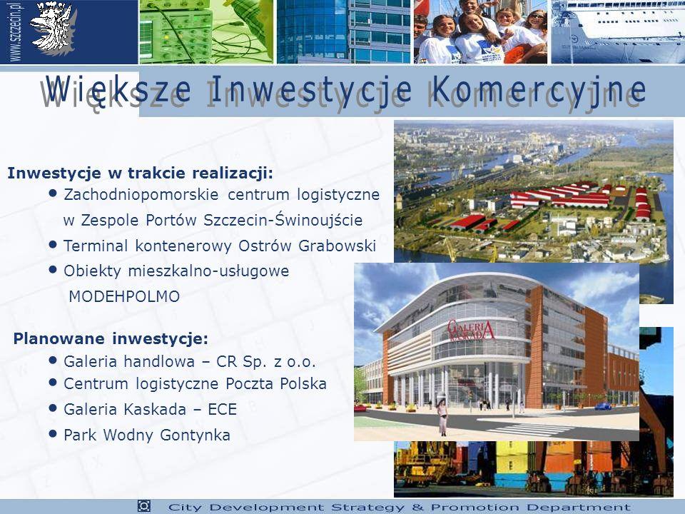 Większe Inwestycje Komercyjne