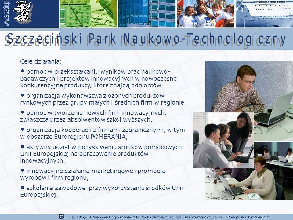 Szczeciński Park Naukowo-Technologiczny