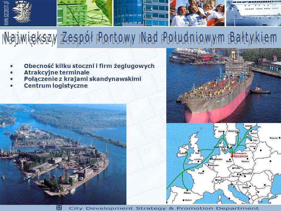 Największy Zespół Portowy Nad Południowym Bałtykiem