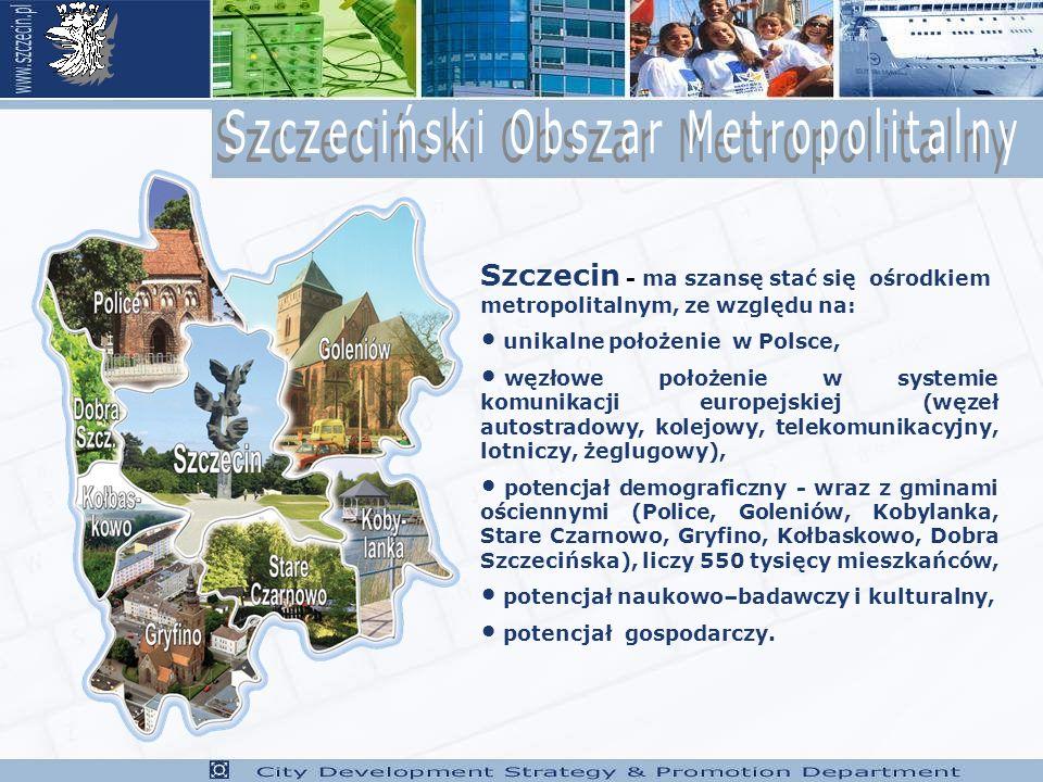 Szczeciński Obszar Metropolitalny