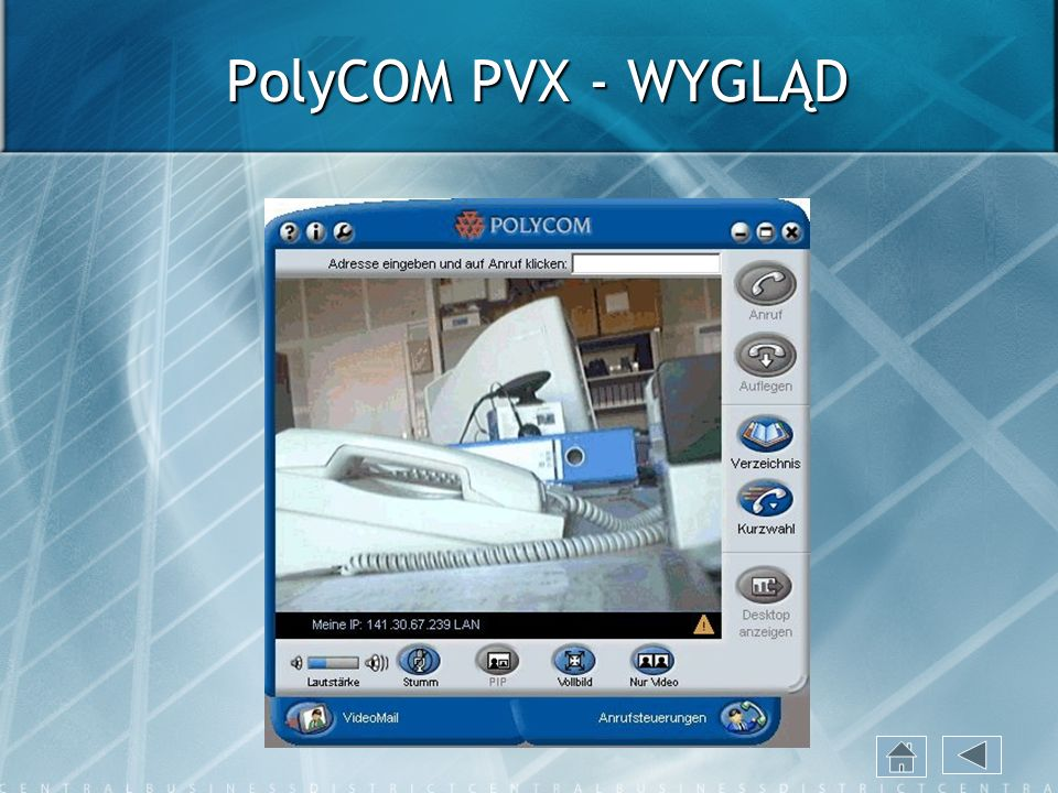 PolyCOM PVX - WYGLĄD